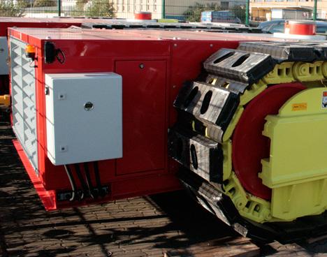 dmg-duisburg system-02-crawler-transport-system